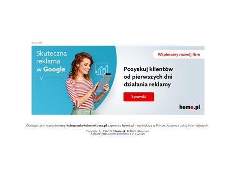 Ksiegarnia-internetowa.pl - wysyłkowa