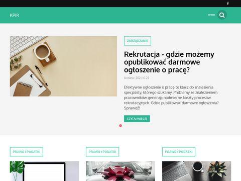 Kpir - blog