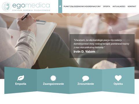 Egomedica.pl - psychiatra w Częstochowie