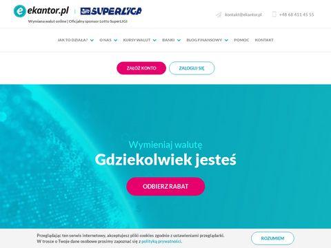 Internetowy ekantor.pl