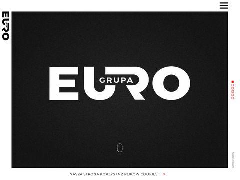 Projektowanie stron Kraków - Eurohost