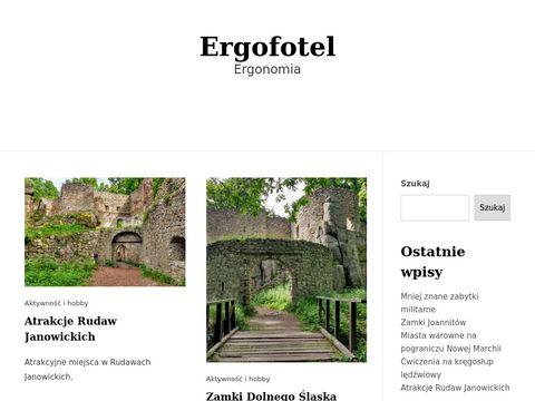 Ergofotel.pl fotele biurowe