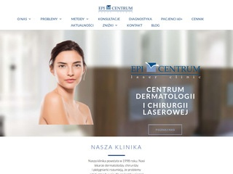 Epi-centrum.pl - depilacja laserowa