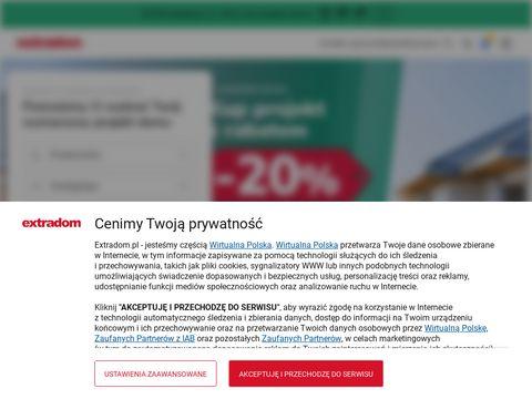 Projekty domów dla małych przedsiębiorstw