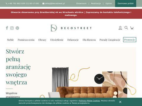 Decostreet.pl - styl prowansalski sklep