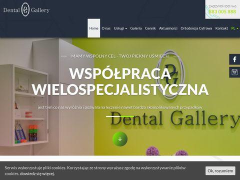 Dental-gallery.pl - dentysta śródmieście