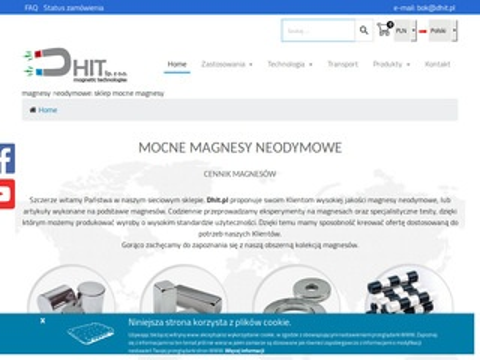 Dhit.pl - magnes