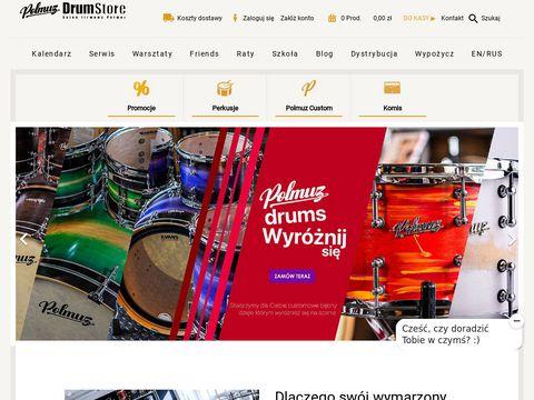Drumstore.pl werble