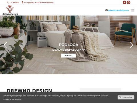 DrewnoDesign - podłogi drewnianne