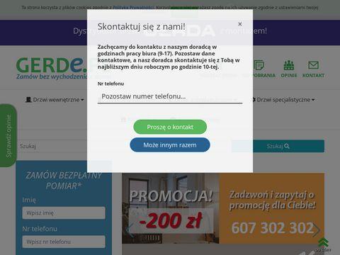 Drzwi szklane Wrocław
