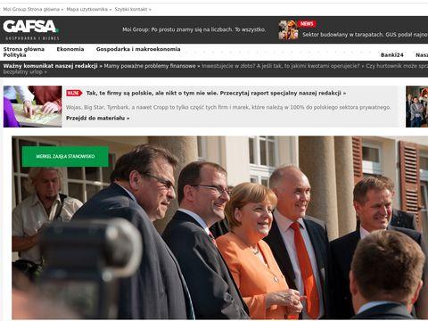 Gafsa.pl świat biznesu i gospodarki