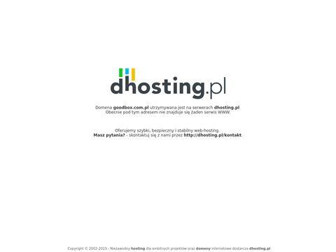 Goodbox.com.pl catering dietetyczny Częstochowa