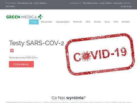 Greenmedica.com.pl - ginekolog Warszawa