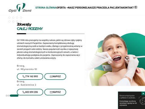 Gplsoptident.pl - stomatolog Brzeg