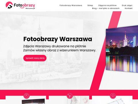 Fotoobrazy.warszawa.pl - drukarnia