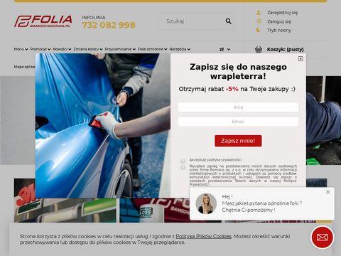 Folie samochodowe - folia-samochodowa.pl