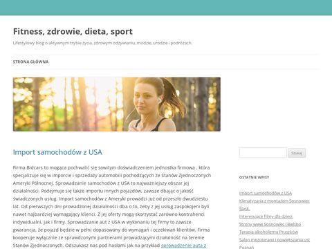 Fitnesanka.pl pomysł na wakacje