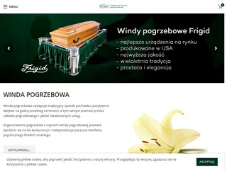 Finero windy pogrzebowe