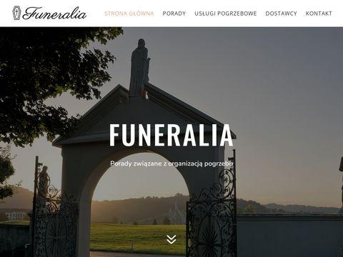 Funeralia.com.pl usługi pogrzebowe