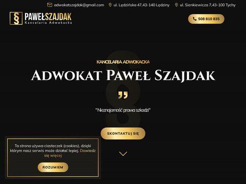 Kancelaria adwokacka Pawła Szajdaka