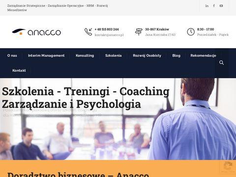 Anacco.pl - Premiowanie