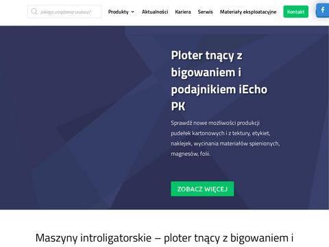Akonda - maszyny introligatorskie