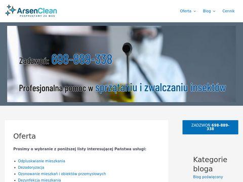 Arsen-lodz.com.pl opróżnianie mieszkań