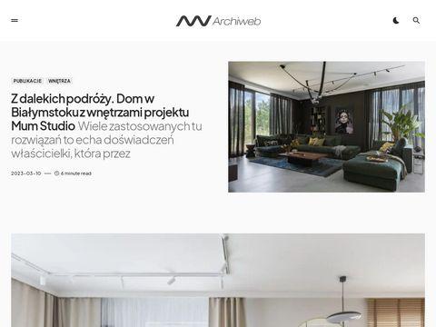 Portal dla architektów i firm budowlanych