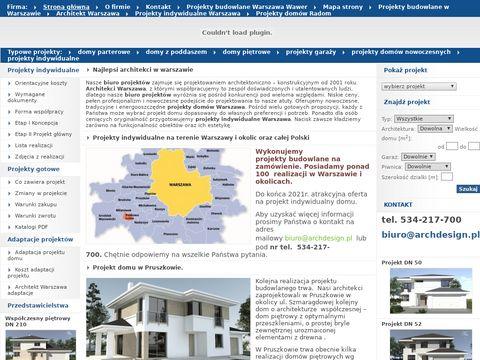 Archdesign.pl - biuro projektów