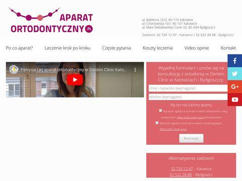 Aparatortodontyczny.pl