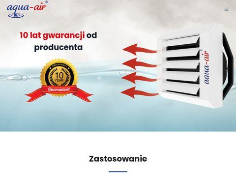 Klimatyzatory, nagrzewnice - Aqua-Air