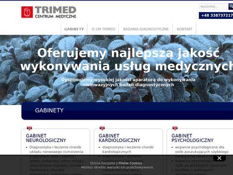 USG - CM Trimed w Wadowicach