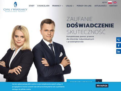 Chyl.pl - porady prawne online