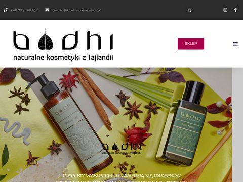 Naturalne kosmetyki bodhicosmetics.pl