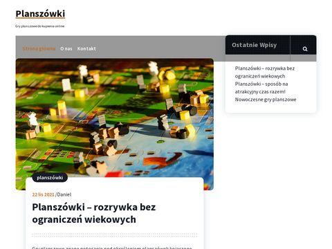 Blog-stronywww.pl o stronach internetowych