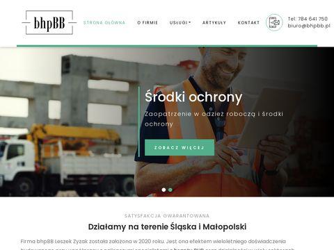 Bhpbb.pl ppoż Bielsko