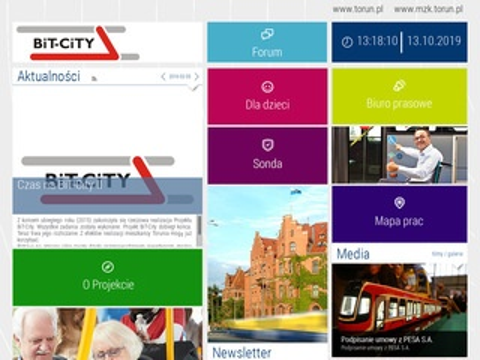 Bitcity.torun.pl - mzk Toruń