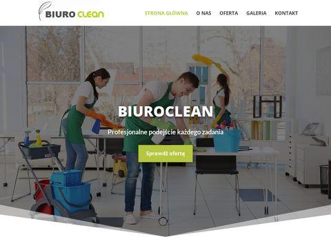 Biuro Clean - firma sprzątająca