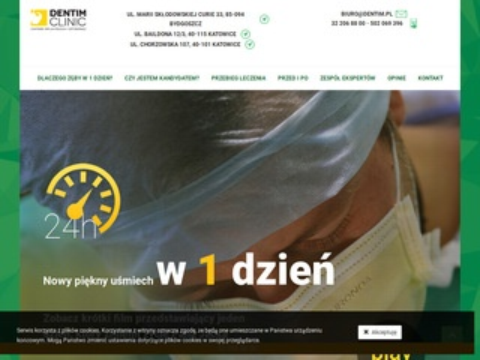 Zebyw1dzien.pl - stałe protezy zębowe