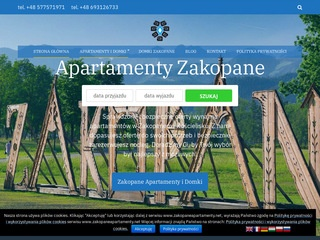 Zakopaneapartamenty.net