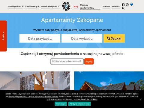 Zakopaneapartamenty.net