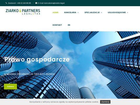 Ziarko & Partners kancelaria prawna