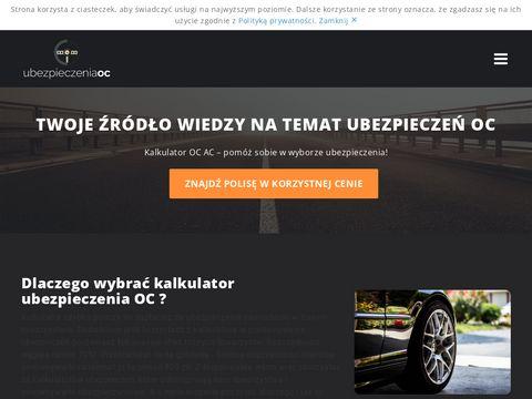 Ubezpieczenia-oc.edu.pl
