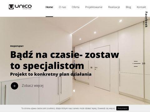 Unicownetrze.pl wykończenia wnętrz Zamość