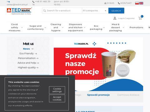 Tedmark.pl - pojemniki na żywność