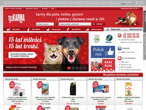 Telekarma.pl karma dla chomików