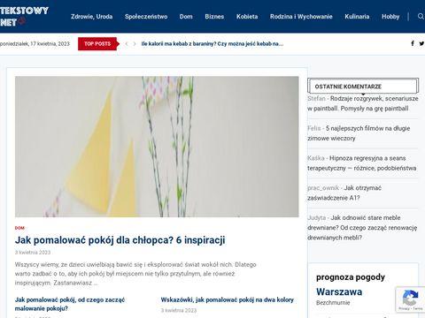 Jak walczyć z nerwicą - porady na Tekstowy.net