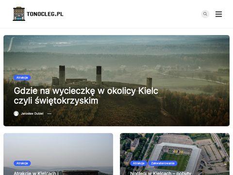 Tonocleg.pl - noclegi w Kielcach