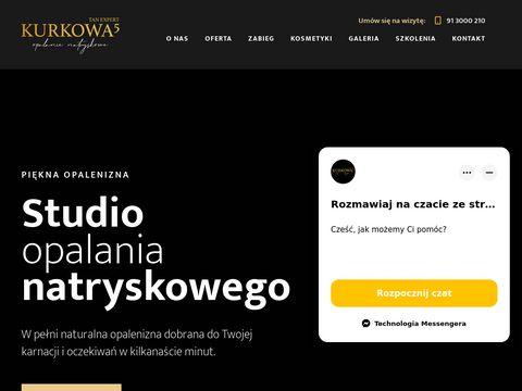 Timetotan.pl - solarium natryskowe Szczecin