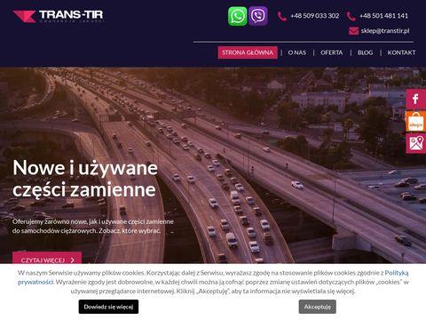 Trans-Tir - części do samochodów